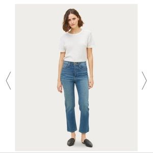 The Great The Straight A Jeans Size 25